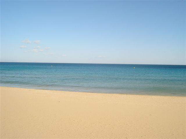 Long sandy beaches
