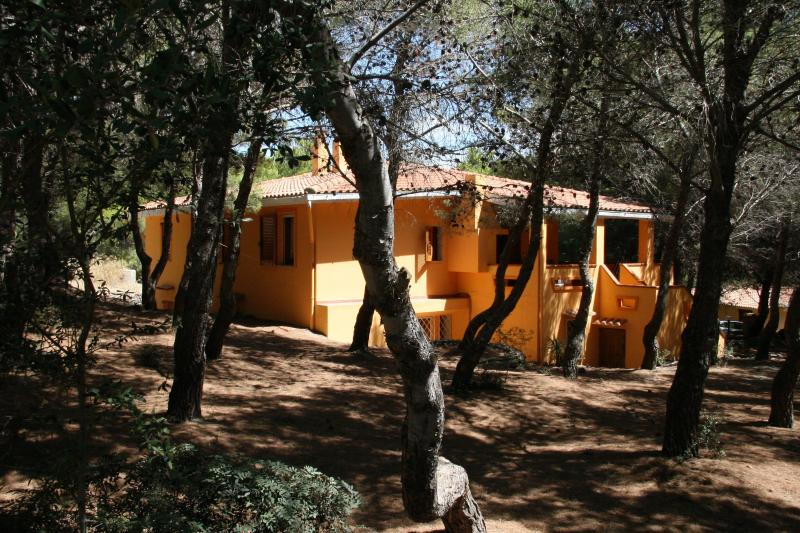 Peonia Rosa luogo incantevole, P1, holiday rental in Province of Carbonia-Iglesias
