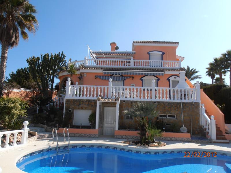 Villa LauDan, holiday rental in Gran Alacant