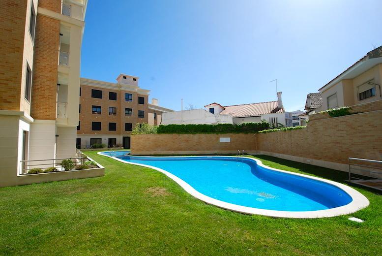 Sao Martinho do Porto Parque Residence swimming pool