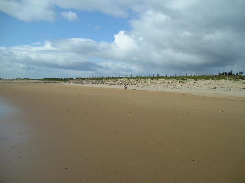 Another uncrowded beach at Cheswick