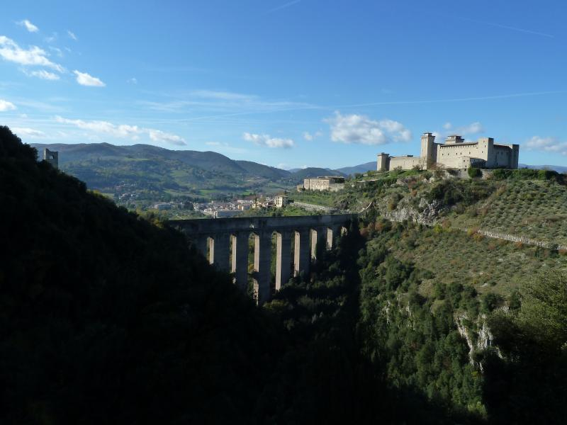 Spoleto 'La Rocca '