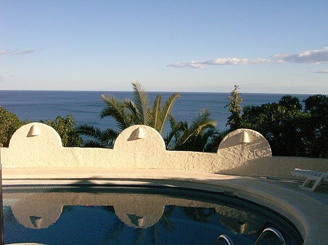 Stunning views from Casa Alta
