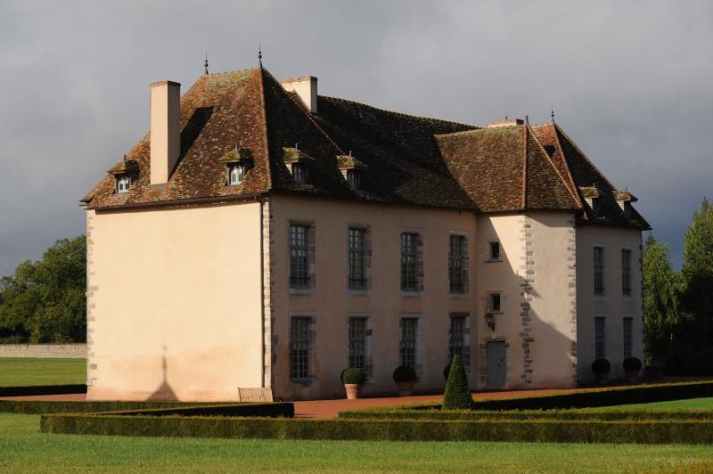 The Chateau de Vianges