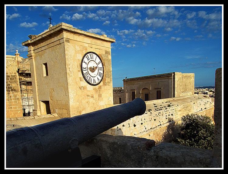 Citadel Fortress Clock Tower