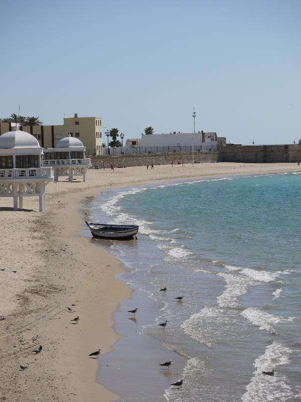 Cadiz Beach, just under 90mins drive.