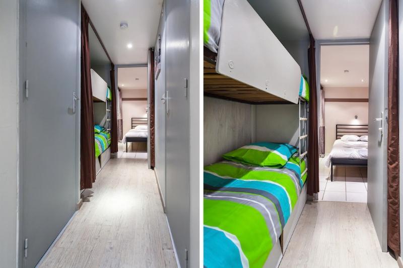 2 camas de beliche