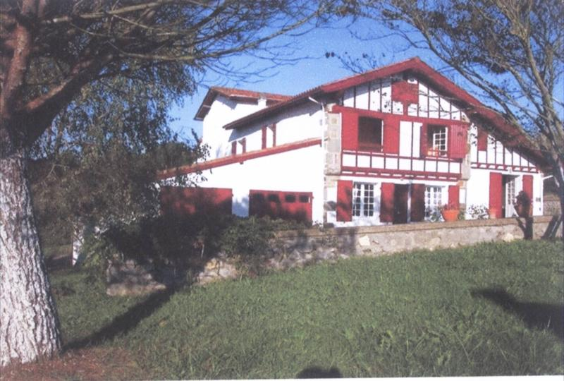 House Pikotenia, seen from the front