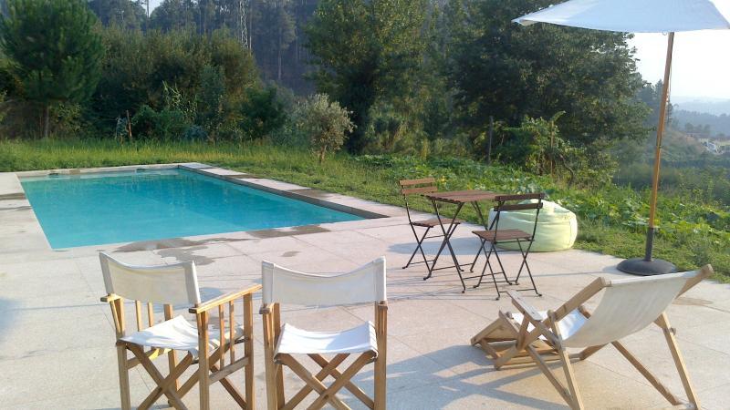 Rural Houses Amarante-Porto H2 at Folgoso, location de vacances à Varzea