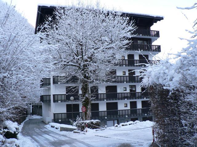 Residences les Aiguilles du Brevent in winter