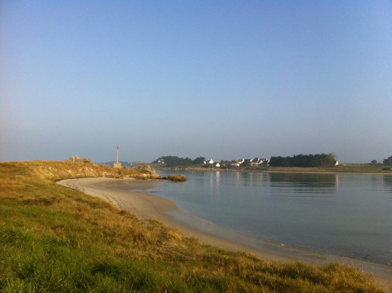 La baie de Guisseny