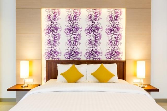 Villa Raeya 1st bedroom