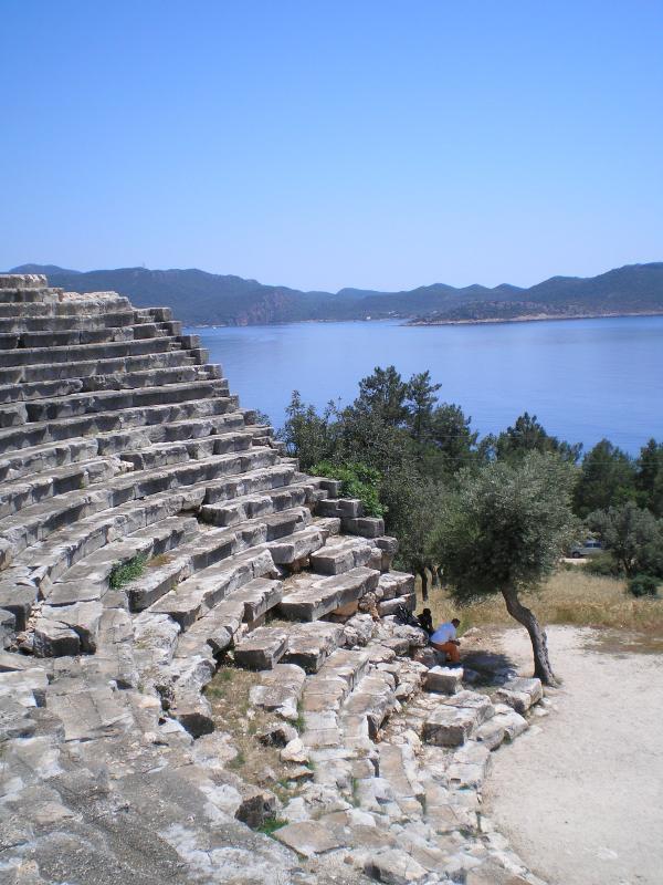 Antiphellos Theatre