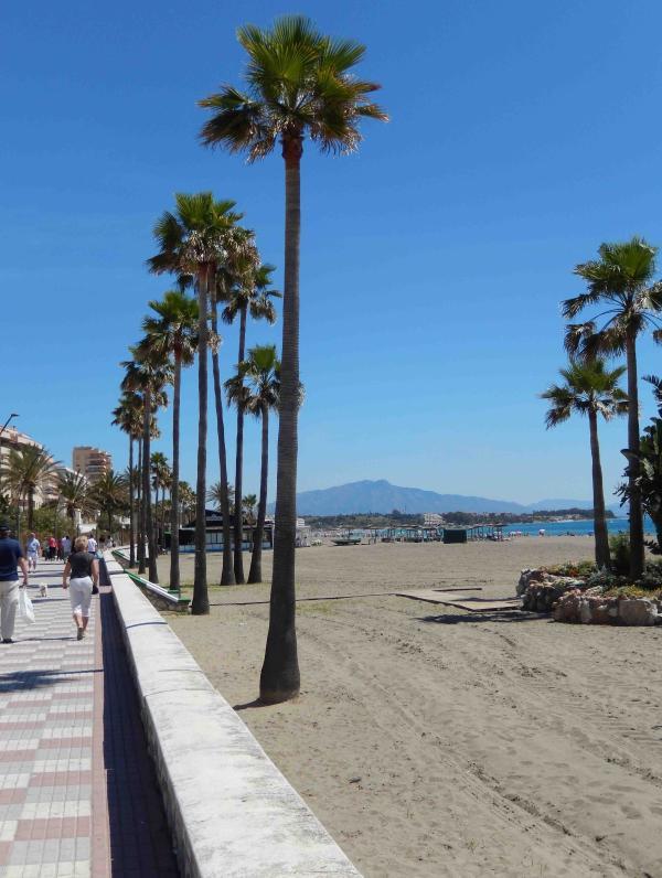 Estepona Beach and Promenade