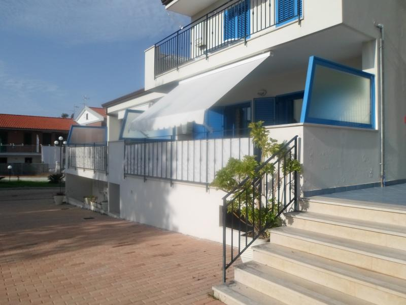 The apartments of Residence Le Spiagge
