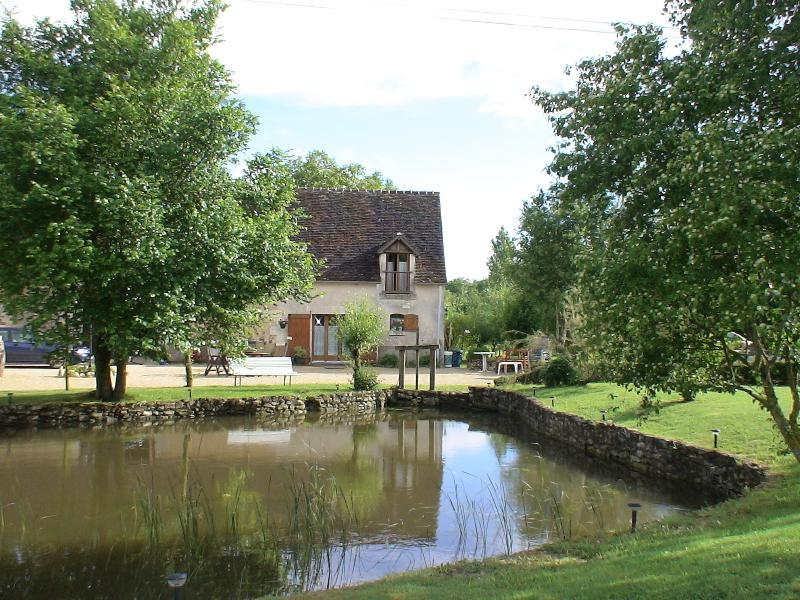 Le Colvert, vacation rental in Chatillon-sur-Indre