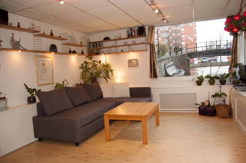 Amsterdam Houseboat, holiday rental in Amsterdam