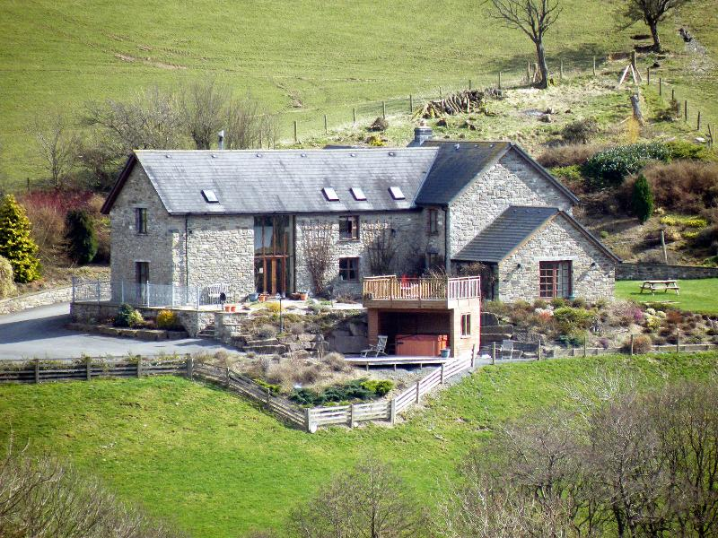 The Fron, vacation rental in Llanwrtyd Wells