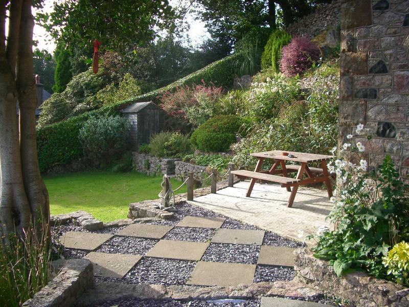 Birk How Garden