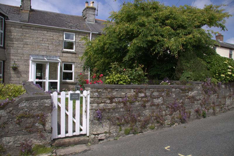 Grace Cottage, holiday rental in Botallack