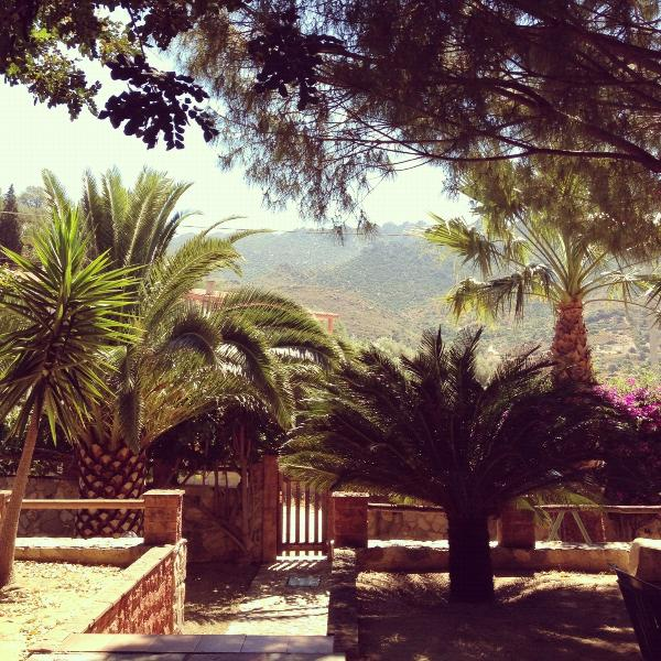 Villa Sole, location de vacances à Solanas