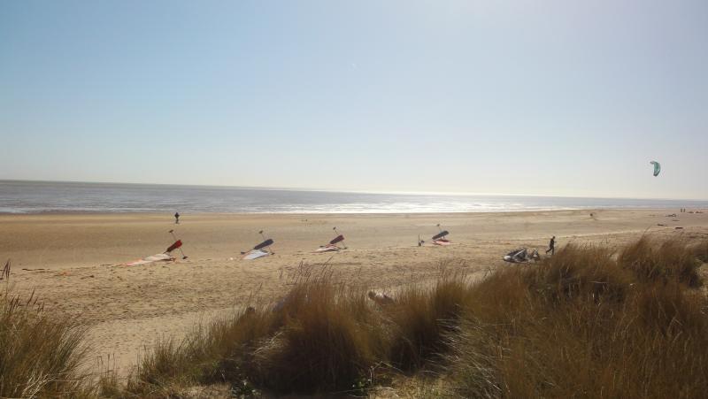 Sand Yachts At Greatstone Beach