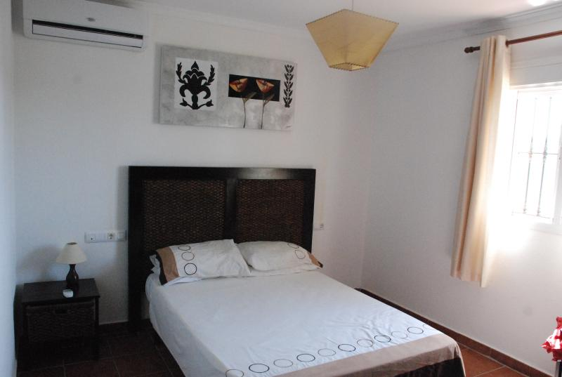 Main Bedroom with en suite & AC