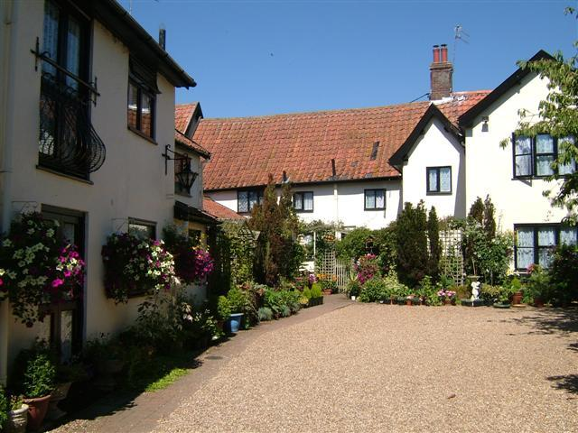 THE OLDE COACH HOUSE COTTAGE, Ferienwohnung in Pulham Market