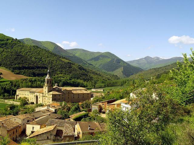 Monasterio de Yuso, (partido de Nájera)