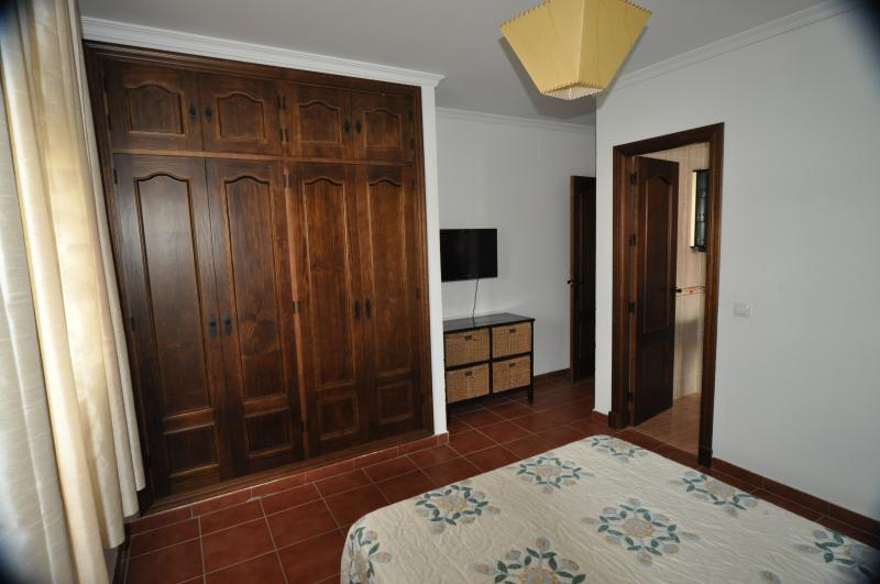 Main Bedroom with A/C and Flat screen