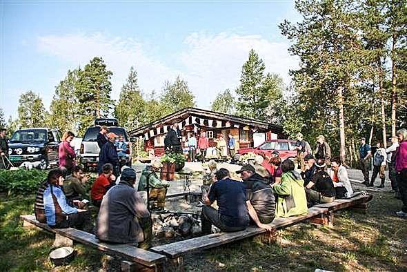 Øvre Pasvik camping, aluguéis de temporada em Finnmark