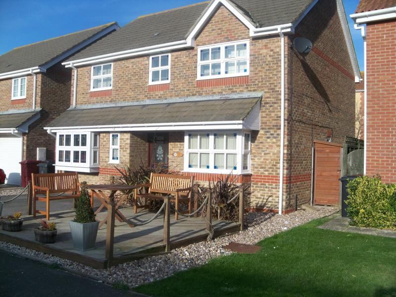 Seaview, holiday rental in Bracklesham Bay
