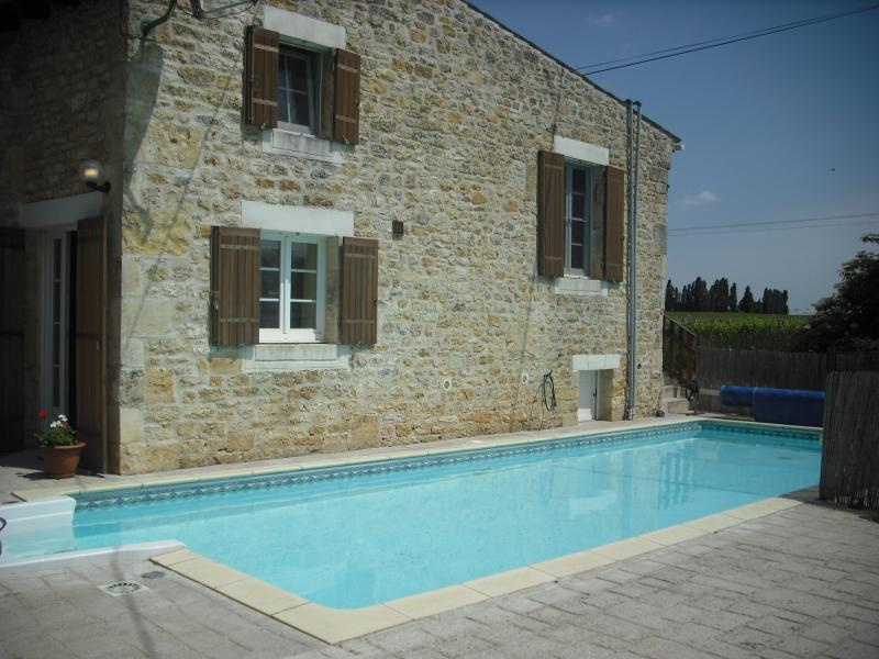 Cottage with  private pool, alquiler vacacional en Pons