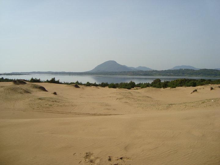 Korission Lake (Next to Agios Georgios area)