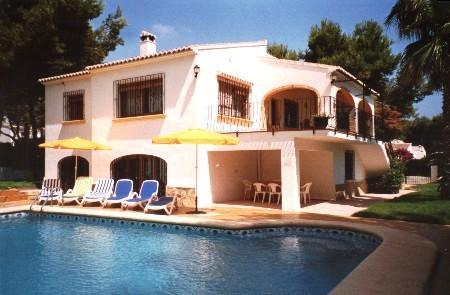 Villa Cristina and Pool