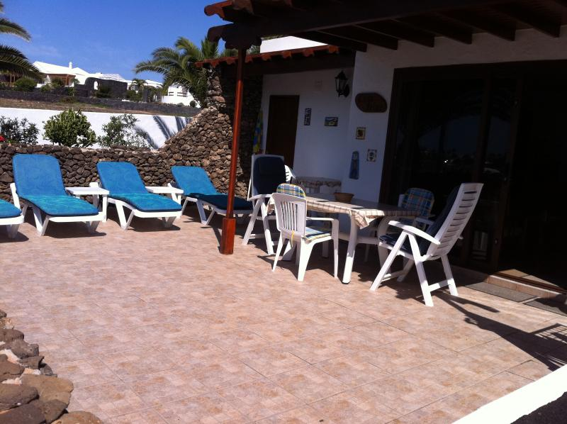 Casas del Sol, Casa Felice, vacation rental in Playa Blanca