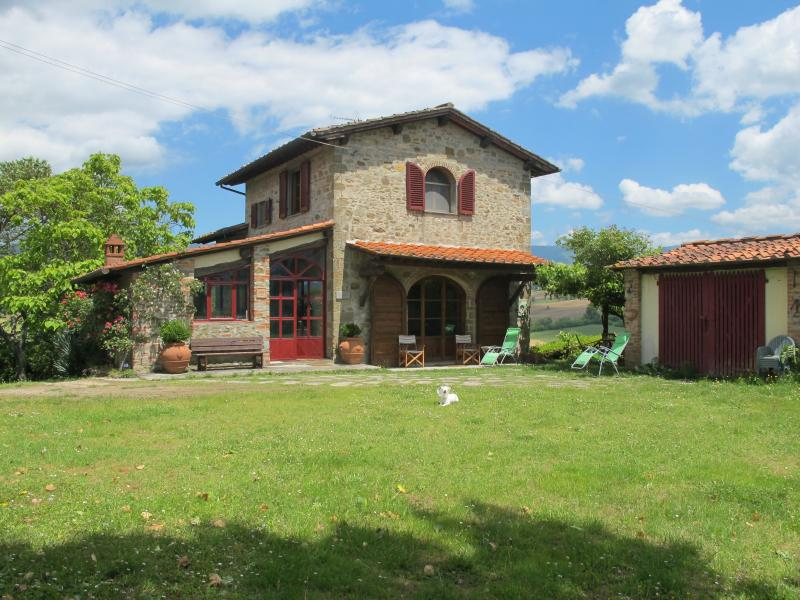 Il monte, holiday rental in Vicchio