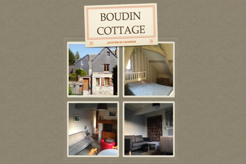 Boudin Cottage Honfleur