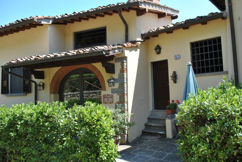 private entrance castellaccio 2