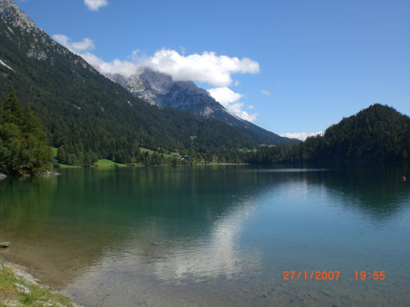 Lake Hintersteinersee
