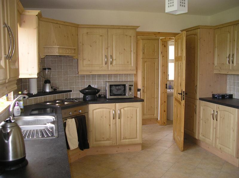 Eetkamer keuken