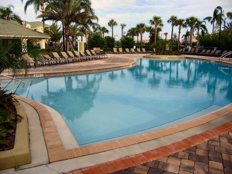 Swimming Pool at Isles of Cay Commons