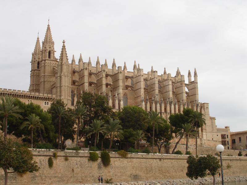 12 thC  Cathedral de Palma