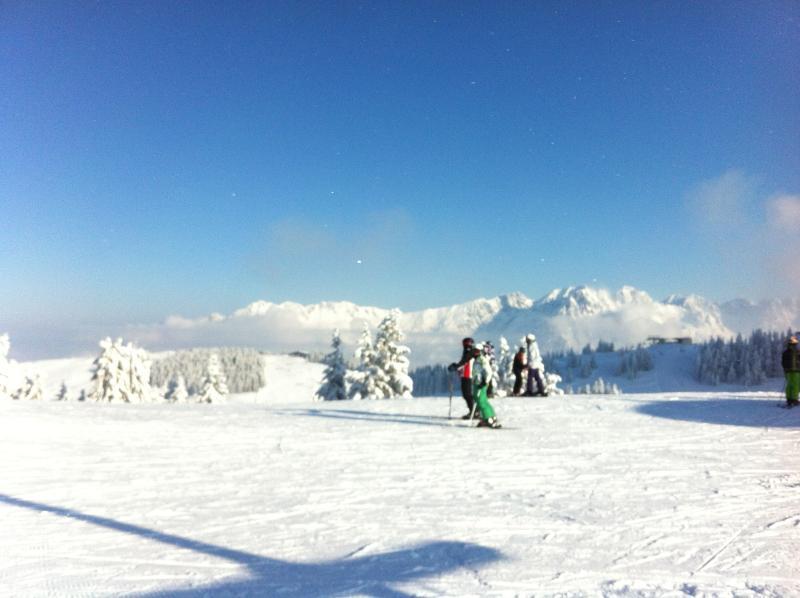 250 km of pistes, 7 inter-linked resorts under 1 ski pass