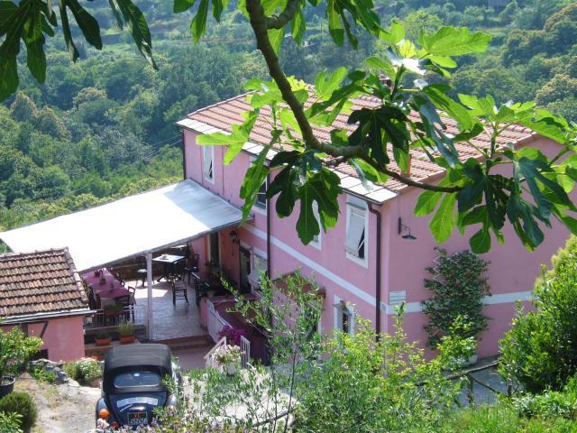 Agriturismo Locanda del Papa - cinque terre, holiday rental in Codeglia