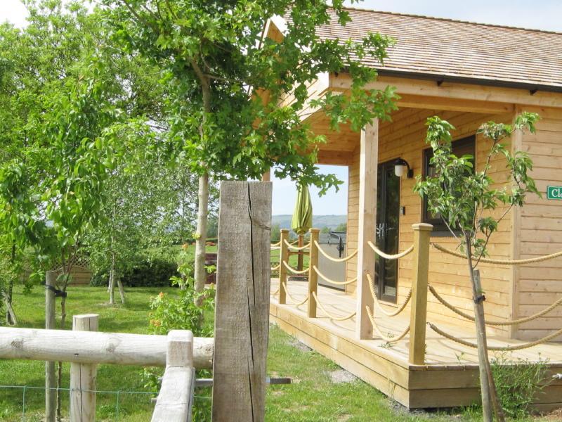 Clover Croft lodge - Tor Farm, location de vacances à Draycott