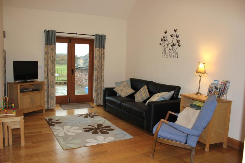 Churn cottage sitting room