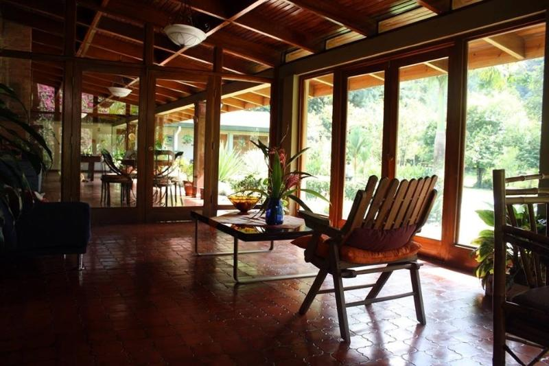 Casa Quinta Atirro, vacation rental in Province of Cartago