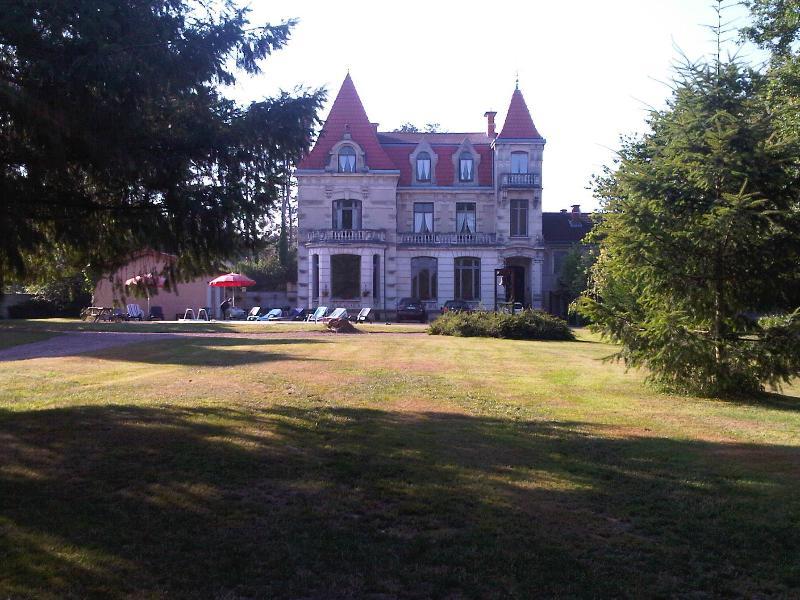 Castillo naranja