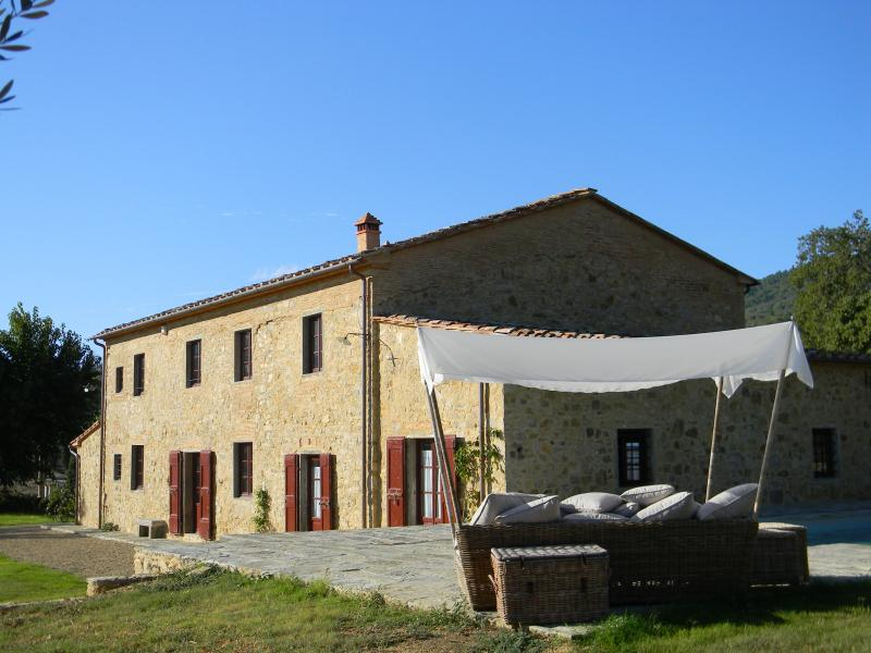 Casa Muricce, holiday rental in Mercatale Valdarno